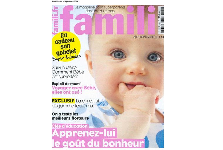 Lampe Matriochka dans le Famili de la rentrée 2014