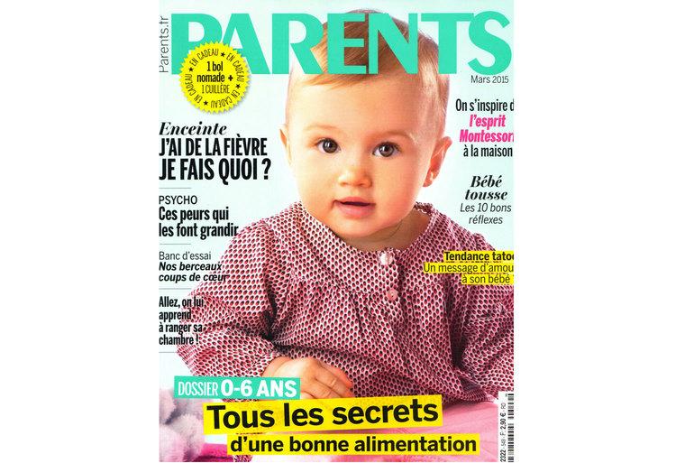 Chambre Little Cabari et Les Petits Collectionneurs dans le magazine Parents