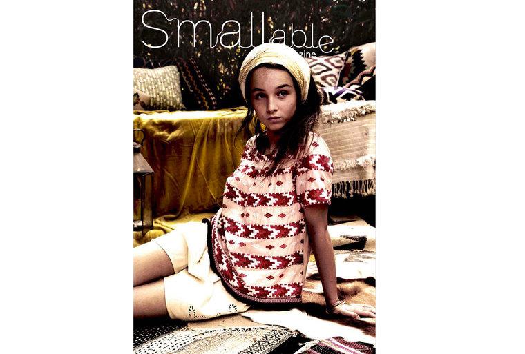 Little Cabari est présenté par le magazine Smallable