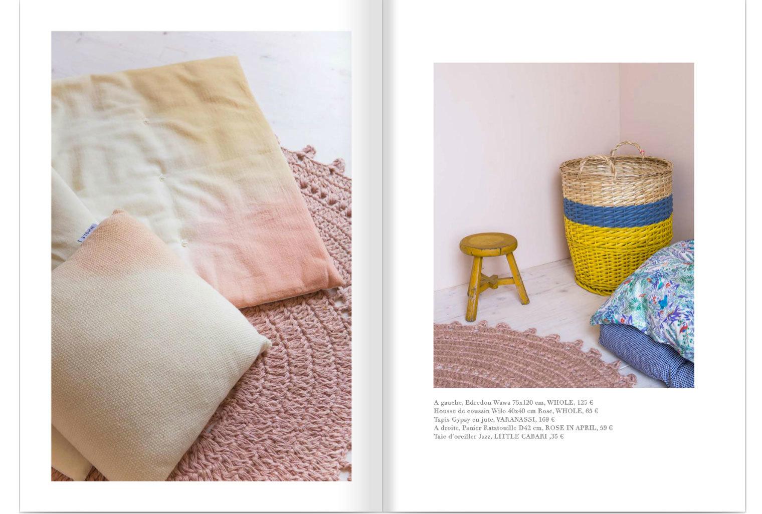 Gros plan sur Little Cabari dans le magazine Smallable