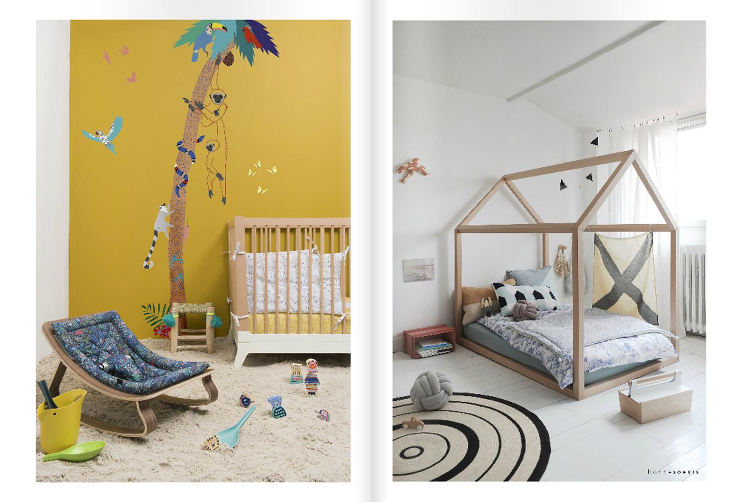 Les Enfants du Design - Printemps/Eté 2016 - Little Cabari