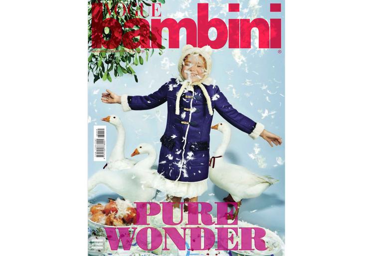 Tissu Jazz nuit dans Vogue Bambini