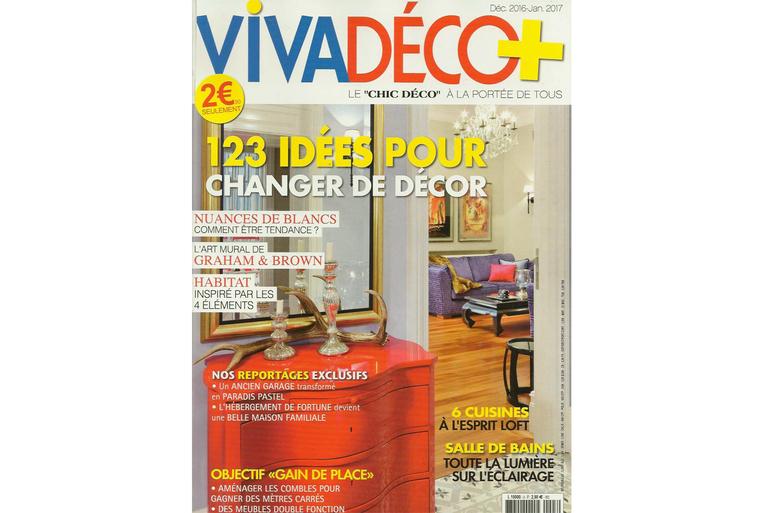 Lampe Little Cabari dans Viva Déco
