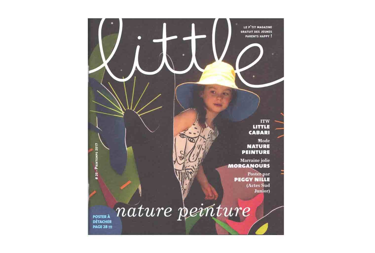 Rencontre de Little Cabari dans Little