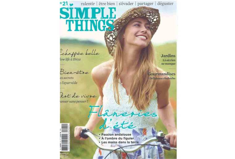 Papier-Peint TamTam dans Simple Things n°21