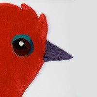 Tapis cardinal detail tete