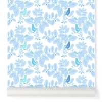 Papier-peint Songe bleu