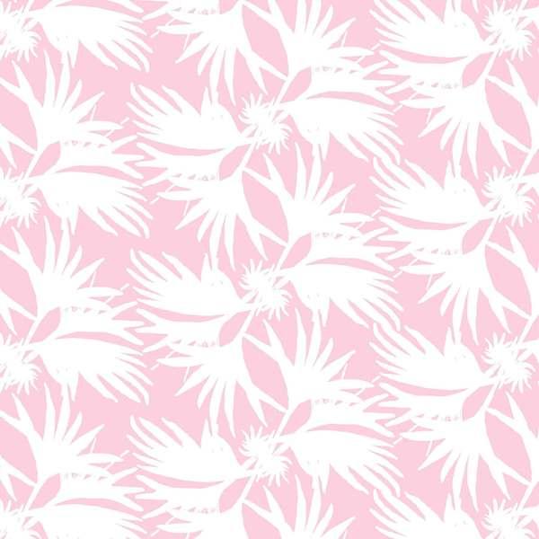 Tissu Sanza rose