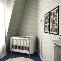 Papier peint marakas chambre