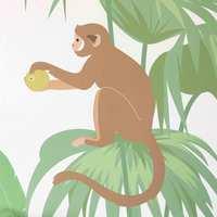 Little cabari decor jungle detail2